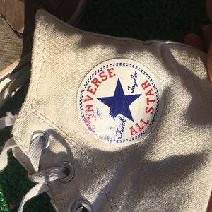 Converse Shoes - Converse Chuck Taylor all star high tops